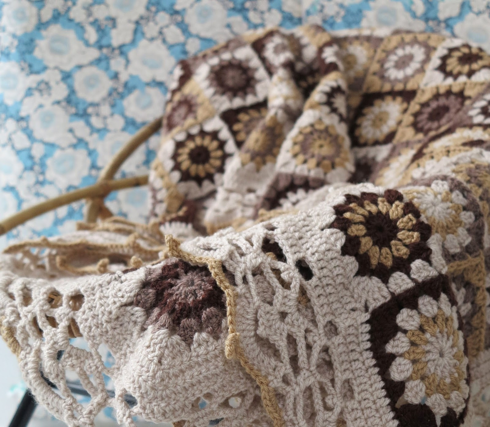 Beautiful byhaafner Crochet Granny Flower Square the Pattern Motif Blanket Of Contemporary 49 Models Motif Blanket