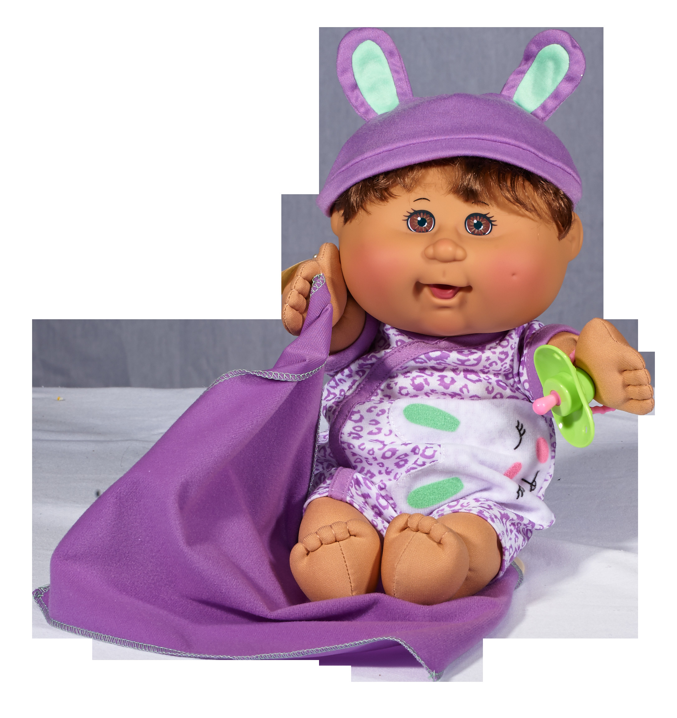 """Beautiful Cabbage Patch Kids 12 5"""" Naptime Babies Purple Pajamas Baby Cabbage Patch Doll Of Great 47 Photos Baby Cabbage Patch Doll"""
