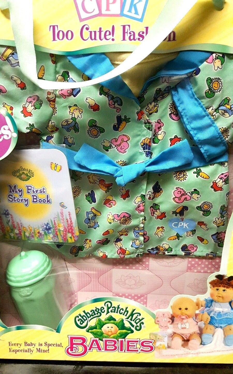"""Beautiful Cabbage Patch Kids Babies 14"""" Doll Clothes New Outfit Cabbage Patch Kids for Sale Of Marvelous 47 Pics Cabbage Patch Kids for Sale"""