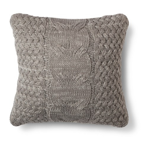 Beautiful Cable Knit Throw Pillow Threshold Tar Cable Knit Throw Pillow Of Great 48 Ideas Cable Knit Throw Pillow