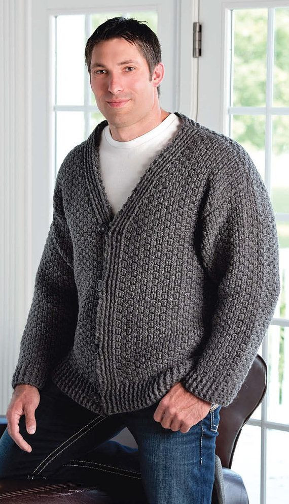 Beautiful Cardigan Crochet Pattern Mens Long Sweater Jacket Crochet Mens Sweater Of Attractive 49 Pictures Crochet Mens Sweater