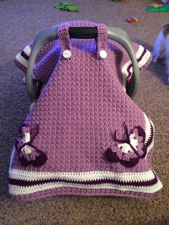 Beautiful Carry Cover Crochet Car Seat Cover Of Gorgeous 44 Images Crochet Car Seat Cover