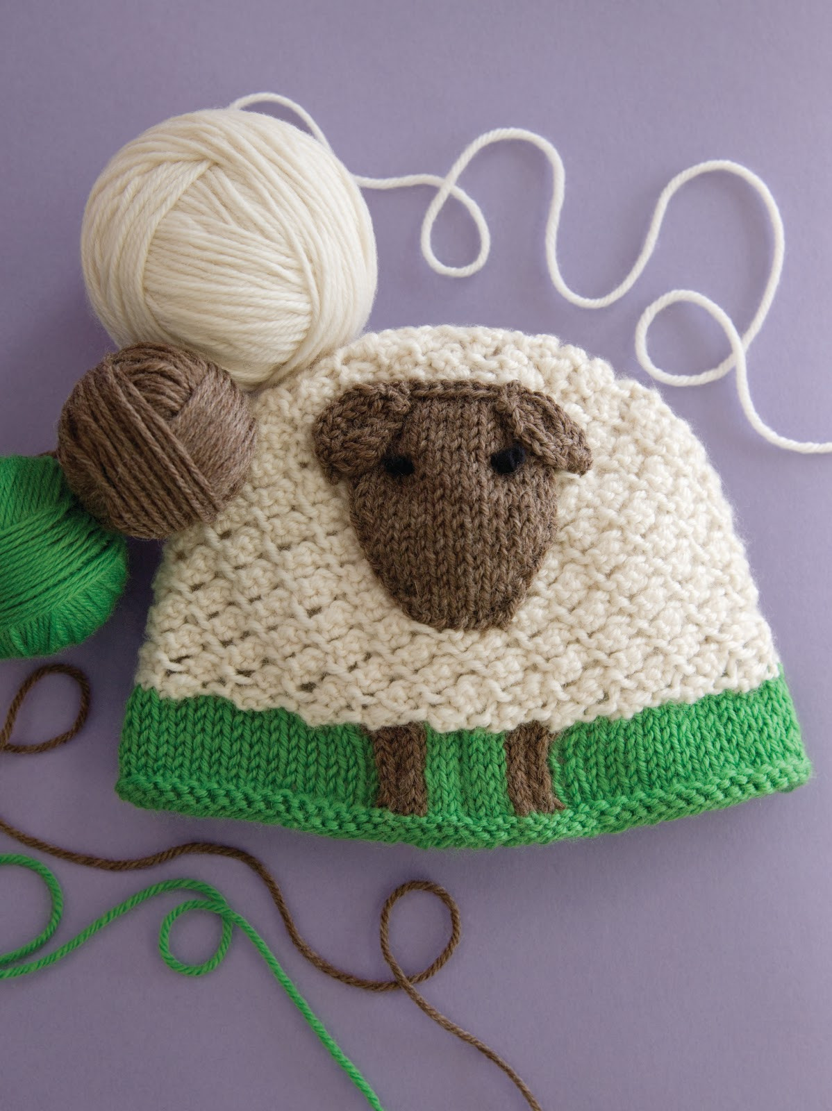 Beautiful Cascade Yarns Blog 60 Quick Baby Knits Preview Sheep Lamb Hat Of Awesome 46 Images Lamb Hat
