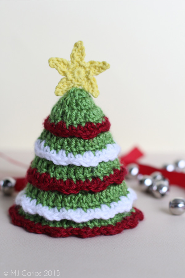 Beautiful Christmas Tree – Free Crochet Pattern Crochet Christmas Trees Of Marvelous 46 Ideas Crochet Christmas Trees