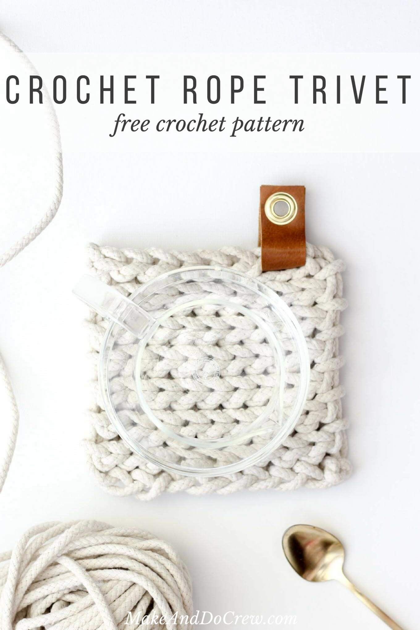 Beautiful Clothesline Trivet Free Modern Crochet Pattern Using Rope Modern Crochet Patterns Free Of Gorgeous 47 Models Modern Crochet Patterns Free