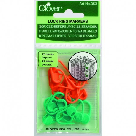 Beautiful Clover Locking Stitch Markers Locking Stitch Markers Of Contemporary 48 Images Locking Stitch Markers