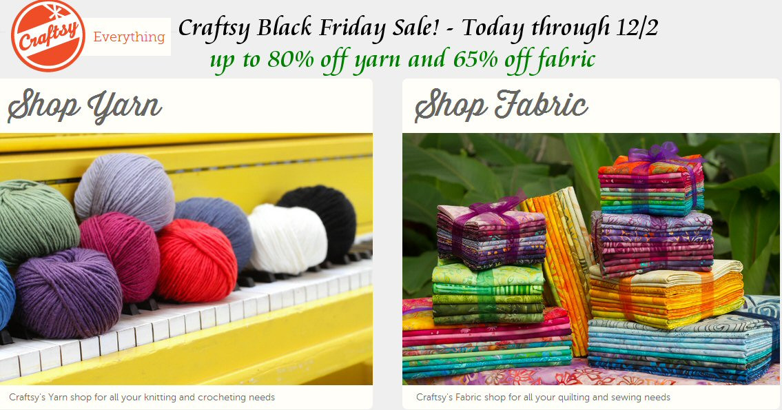 Beautiful Craftsy Black Friday Sale Save Up to On Yarn and Black Friday Yarn Sale Of Perfect 43 Pictures Black Friday Yarn Sale