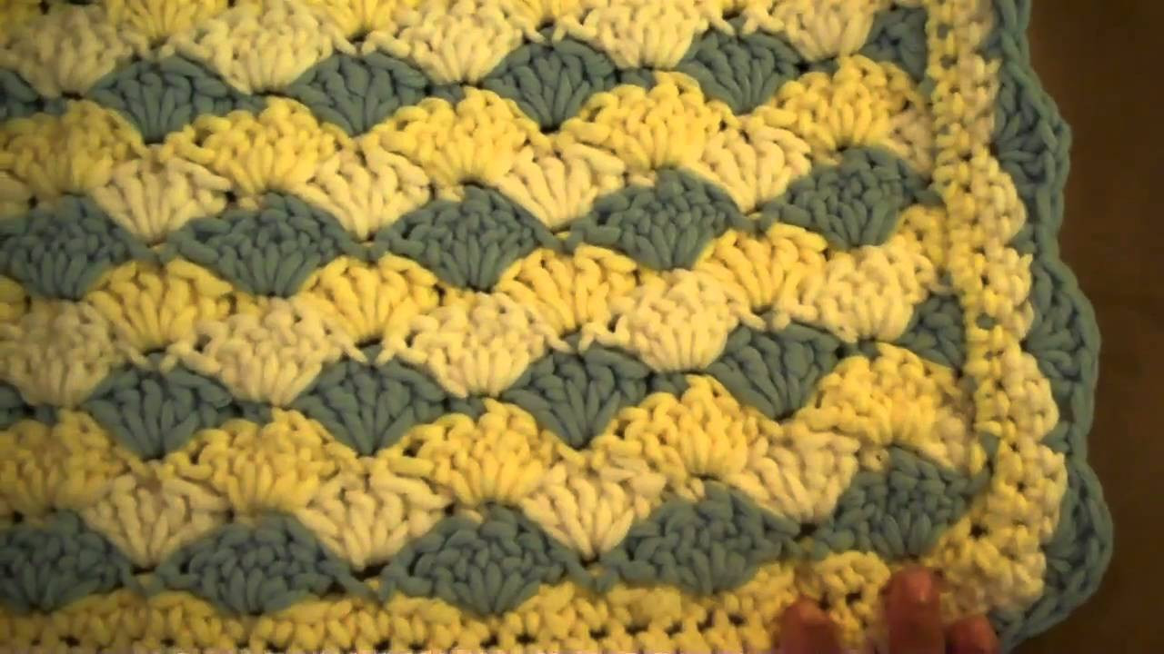 Beautiful Crochet Baby Blanket Patterns Shell Stitch Crochet Shell Blanket Of Lovely 40 Pictures Crochet Shell Blanket