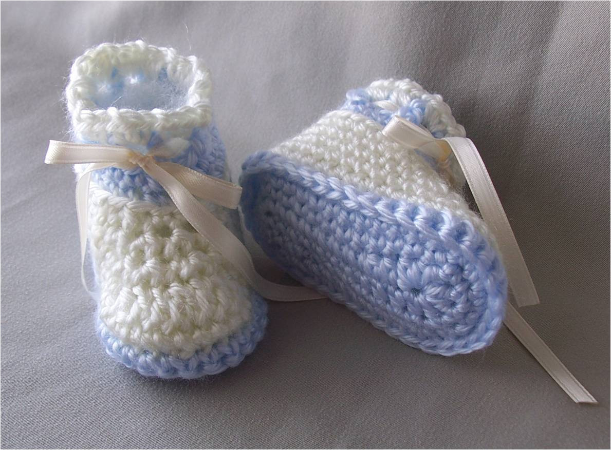 Beautiful Crochet Baby Bootie – Crochet Club Crochet Baby Booties for Beginners Of Awesome 49 Photos Crochet Baby Booties for Beginners