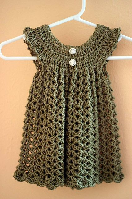 Beautiful Crochet Baby Dress Free Pattern Crochet Crochet Girl Dress Of Awesome 46 Images Crochet Girl Dress