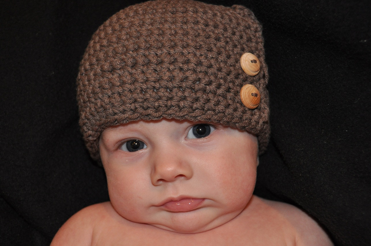 Beautiful Crochet Baby Hat Patterns & More From Japan Crochet Infant Hat Of Awesome 46 Ideas Crochet Infant Hat