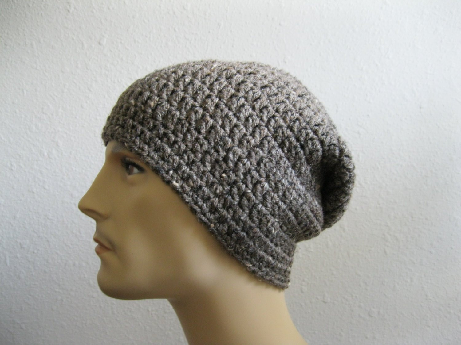 Beautiful Crochet Beanie Slouchy Beanie Mens Hat Crochet Slouchy Crochet Mens Beanie Of Luxury 44 Ideas Crochet Mens Beanie