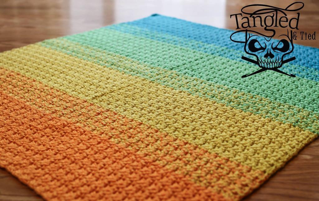 Crochet Blanket Stitches for Your Next Afghan
