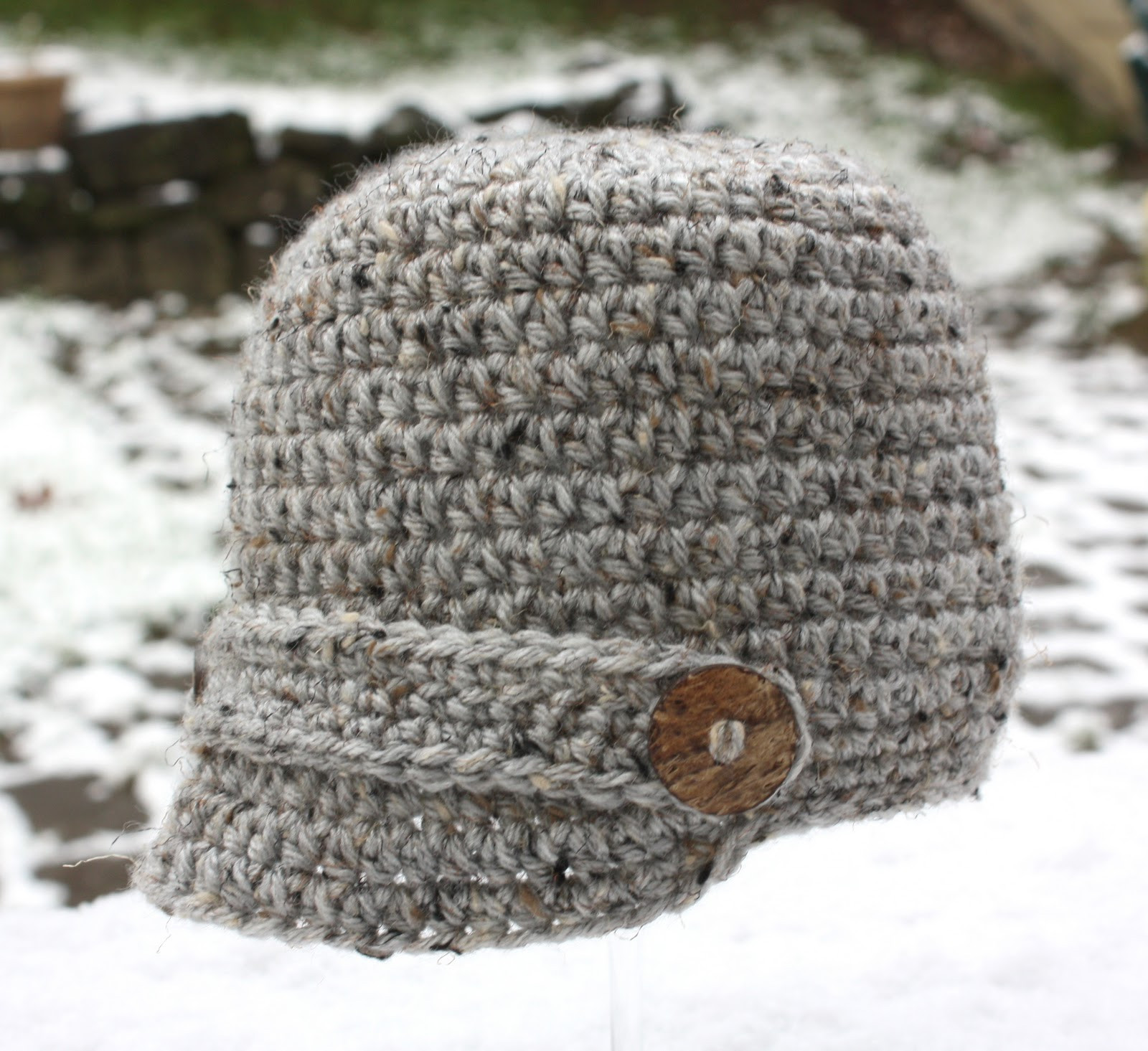 Beautiful Crochet Brimmed Hat Repeat Crafter Me Crochet Hat with Brim Pattern Of Contemporary 46 Photos Crochet Hat with Brim Pattern