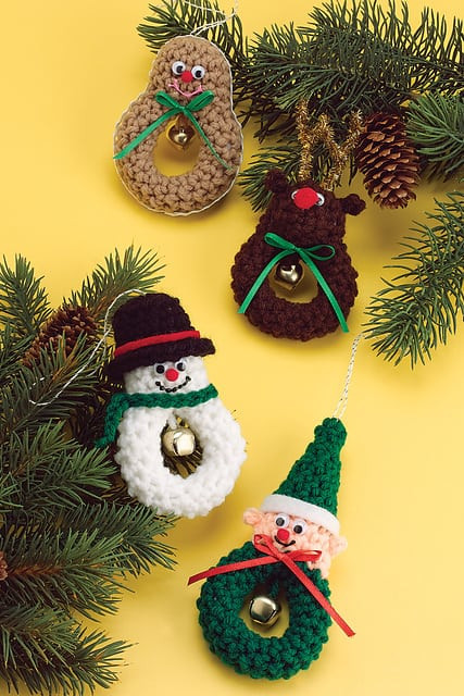 Beautiful Crochet Christmas ornaments Free Patterns Free Crochet Christmas Tree ornament Patterns Of Awesome 44 Ideas Free Crochet Christmas Tree ornament Patterns