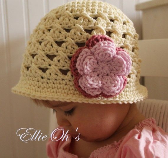 Beautiful Crochet Cloche Hats the Best Free Collection Crochet Summer Hat Pattern Of Incredible 46 Photos Crochet Summer Hat Pattern