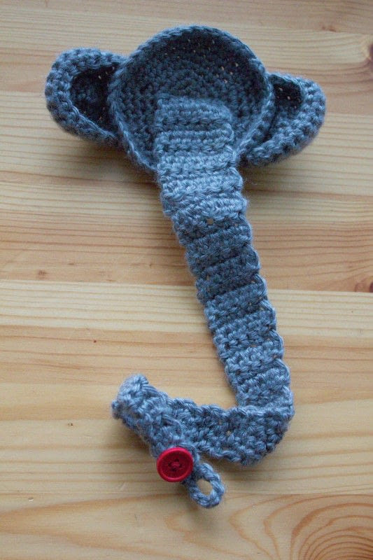 Beautiful Crochet Elephant Pacifier Clip · How to Make A Babies Crochet Pacifier Clips Of Lovely 50 Ideas Crochet Pacifier Clips