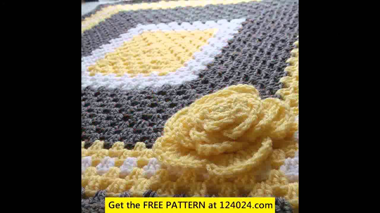Beautiful Crochet Granny Square Afghan Patterns Afghan Crochet Youtube Of Luxury 40 Pictures Afghan Crochet Youtube