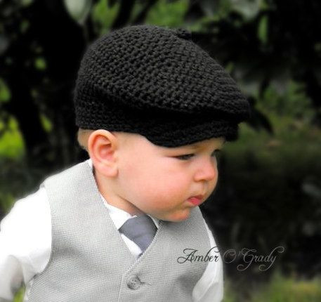 Beautiful Crochet Hat Pattern Baby Boy Newsboy Cap Cabby Beanie Hat Free Crochet Hat Patterns for Boys Of Fresh 46 Photos Free Crochet Hat Patterns for Boys