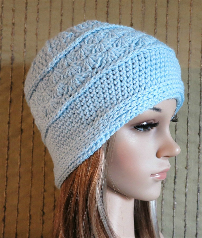 Beautiful Crochet Hat Womens Men Hat Wool Beanie Cable Pattern Womens Crochet Beanie Of Perfect 44 Photos Womens Crochet Beanie