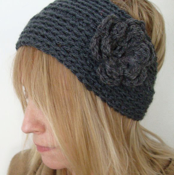 Crochet Head Warmer on Luulla