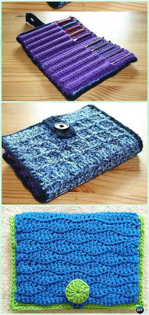Beautiful Crochet Hook Case Free Pattern Diy Gift Ideas for Knit with Crochet Hook Of Adorable 45 Images Knit with Crochet Hook