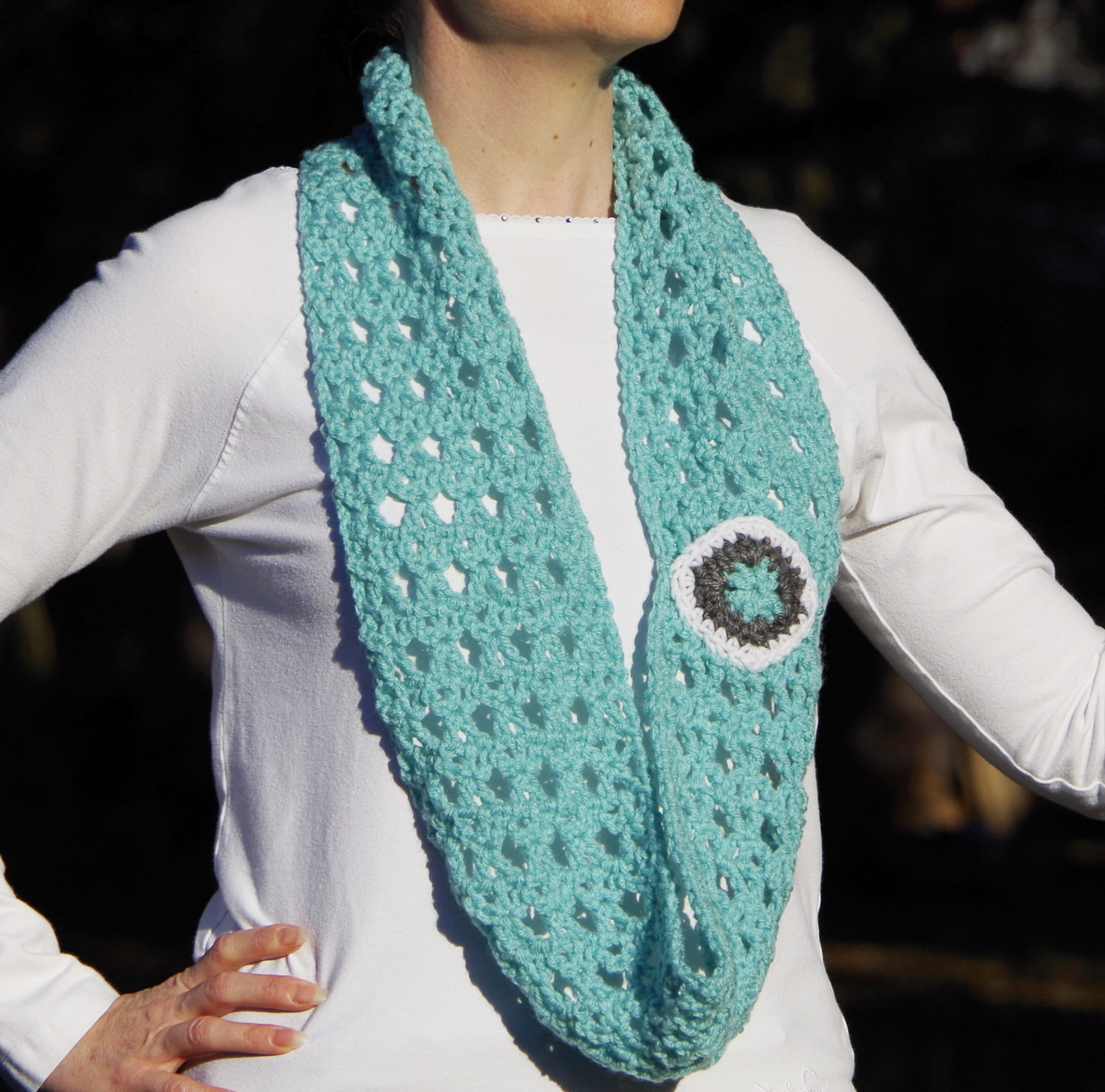 Beautiful Crochet Lace Infinity Scarf Pattern Crochet and Knit Crochet Lace Scarf Pattern Of Great 44 Pictures Crochet Lace Scarf Pattern