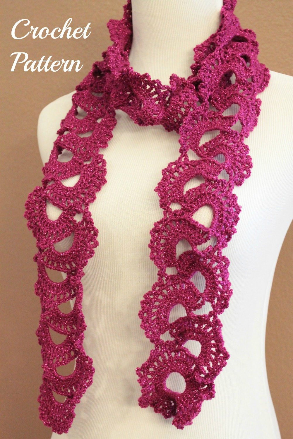 Crochet Lace Pattern Easy