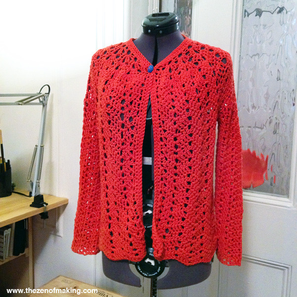 "Beautiful Crochet Lace Sweaters that Will Make People Say ""oooo"" Crochet Lace Cardigan Of Great 45 Images Crochet Lace Cardigan"
