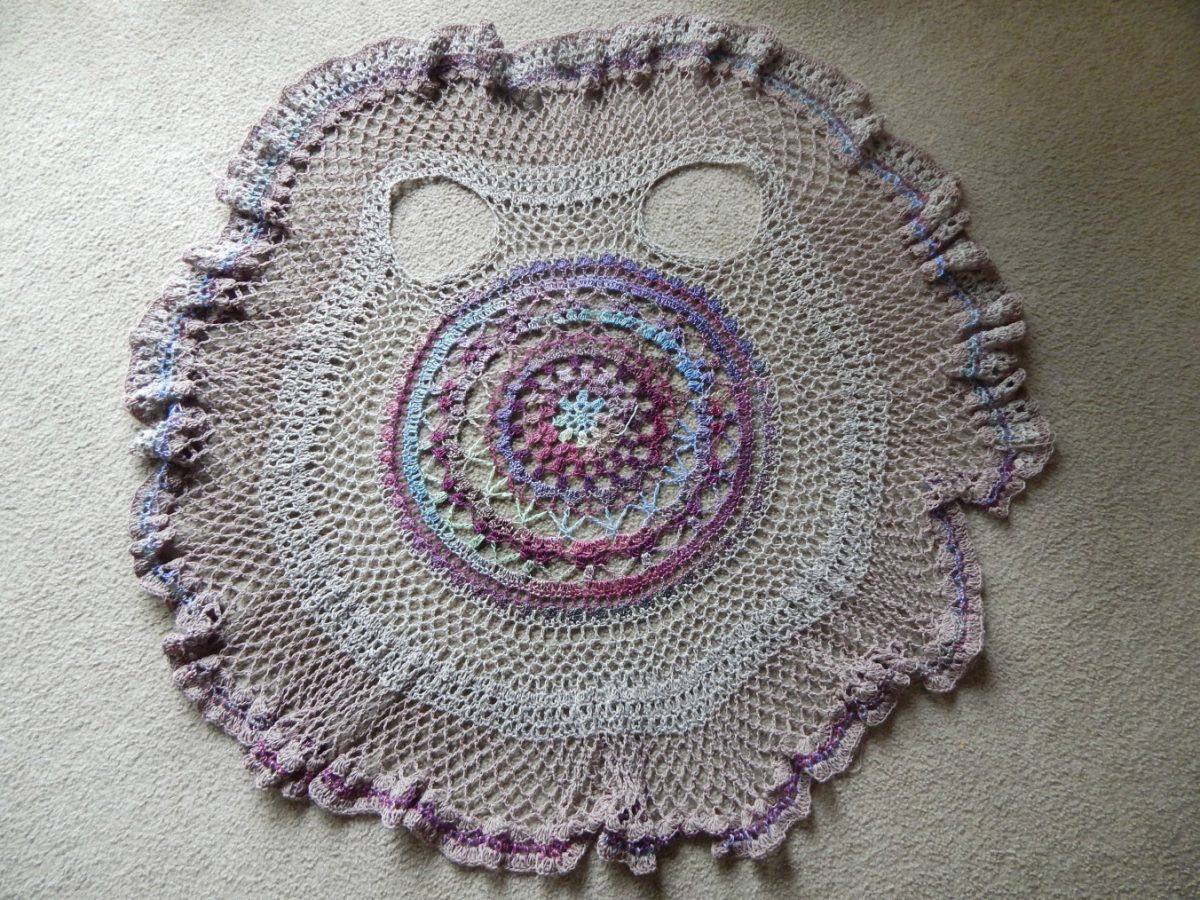 Beautiful Crochet Mandala Vest Free Pattern Video Instructions Mandala Crochet Patterns Of Beautiful 48 Pictures Mandala Crochet Patterns