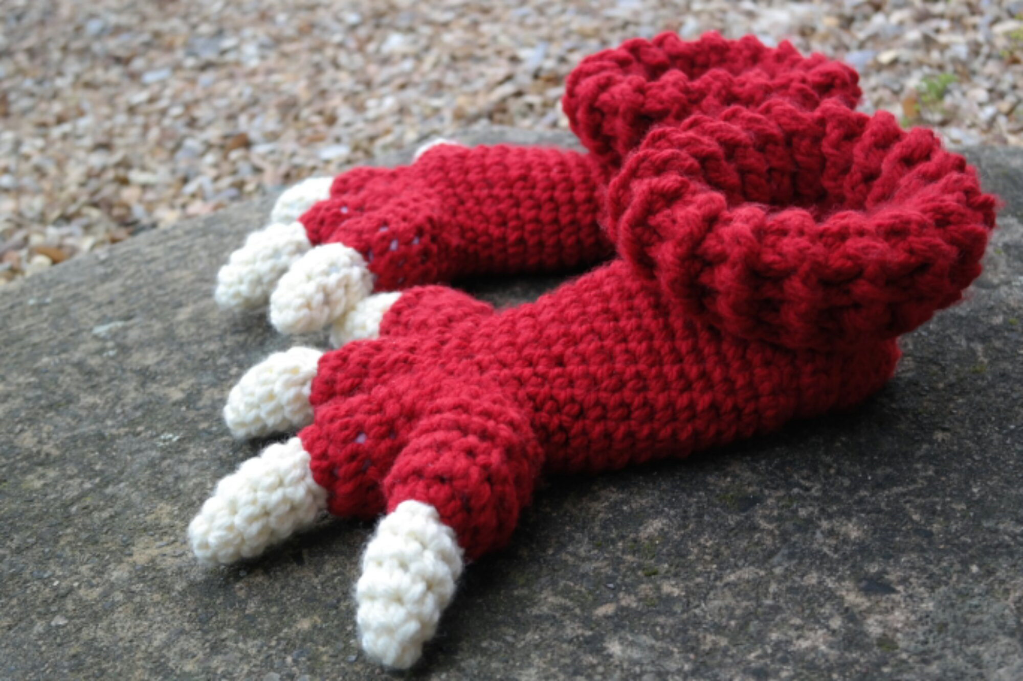 Beautiful Crochet Monster Slippers Free Pattern Crochet Monster Slippers Of Awesome Flamingo Slippers Crochet Monster Slippers Crochet Monster Slippers