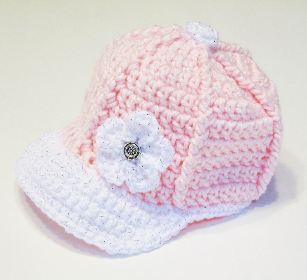 Beautiful Crochet Newborn Baby Hats with Pumpkin Cupcake Pattern Newborn Hat Pattern Of Great 46 Models Newborn Hat Pattern