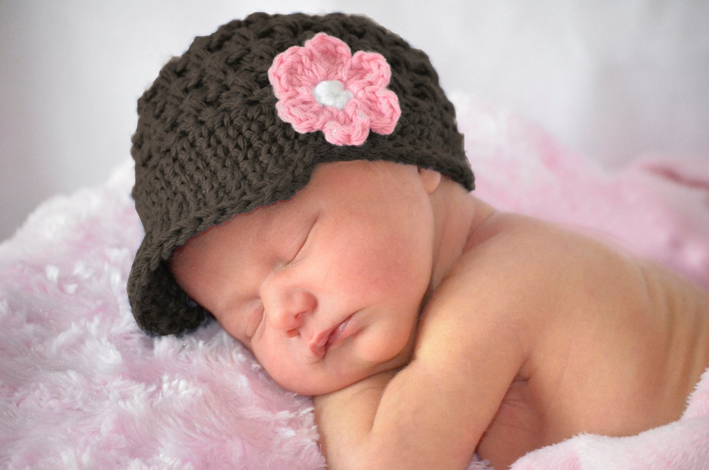 Beautiful Crochet Newborn Hat with Beautiful Design Homestylediary Crochet for Girls Of Marvelous 40 Pics Crochet for Girls