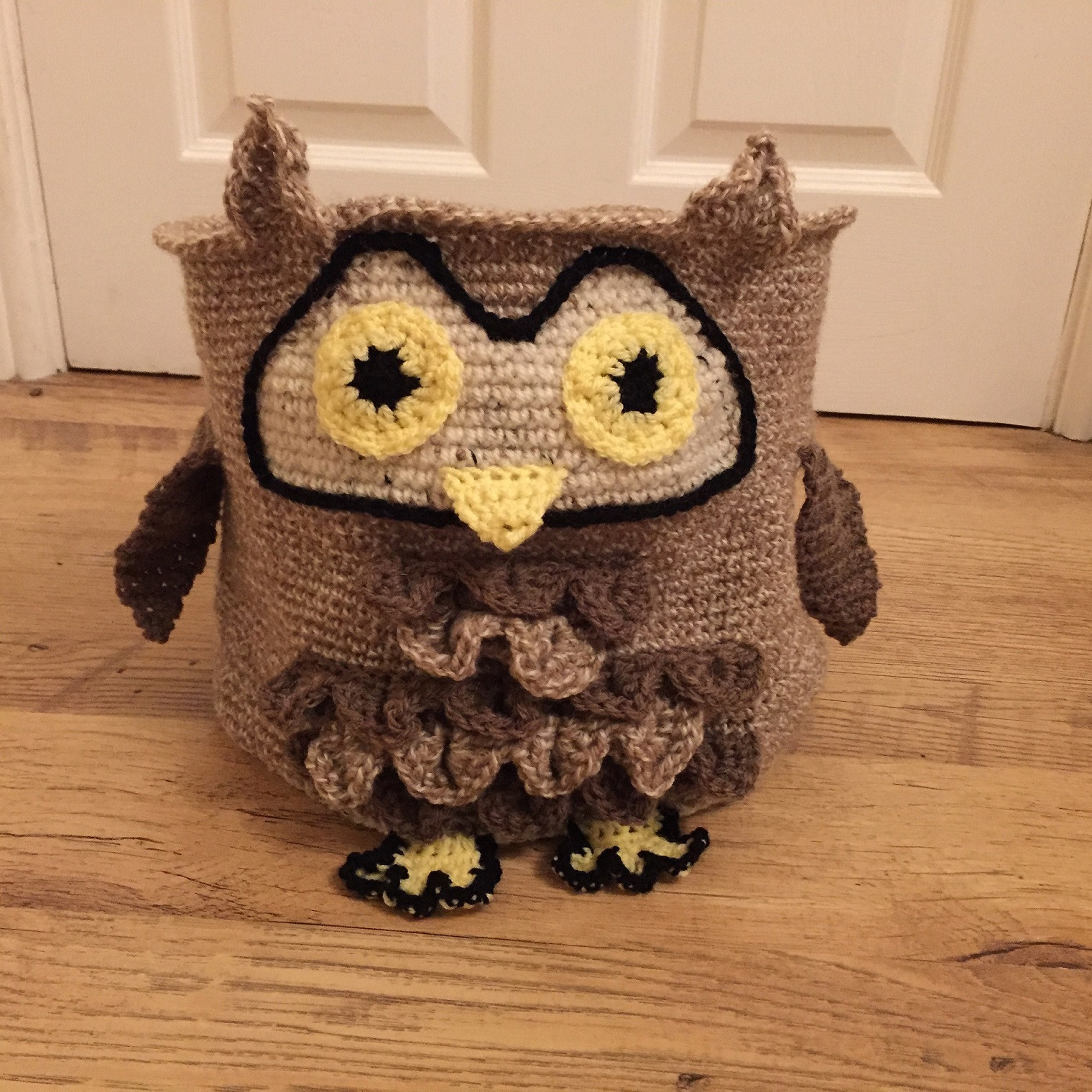 Beautiful Crochet Owl Pattern for Adorable and Cute Design Crochet Owl Basket Of Brilliant 47 Photos Crochet Owl Basket