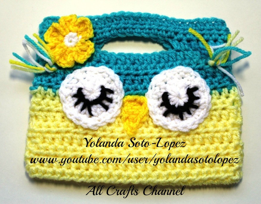 Beautiful Crochet Owl Purse All Crafts Channel Crochet Youtube Channels Of Amazing 44 Photos Crochet Youtube Channels