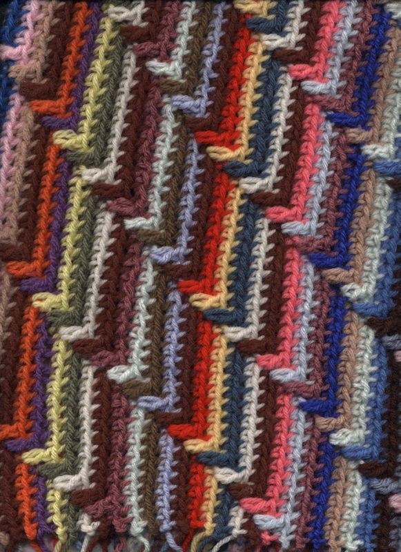 Beautiful Crochet Pattern for Navajo Afghan – Crochet Club Navajo Afghan Pattern Crochet Of Marvelous 42 Images Navajo Afghan Pattern Crochet