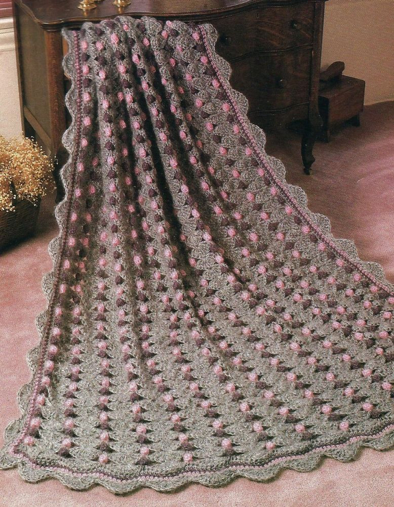 Beautiful Crochet Pattern Only Shells In A Row Afghan so Shell Afghan Pattern Of Innovative 43 Pictures Shell Afghan Pattern