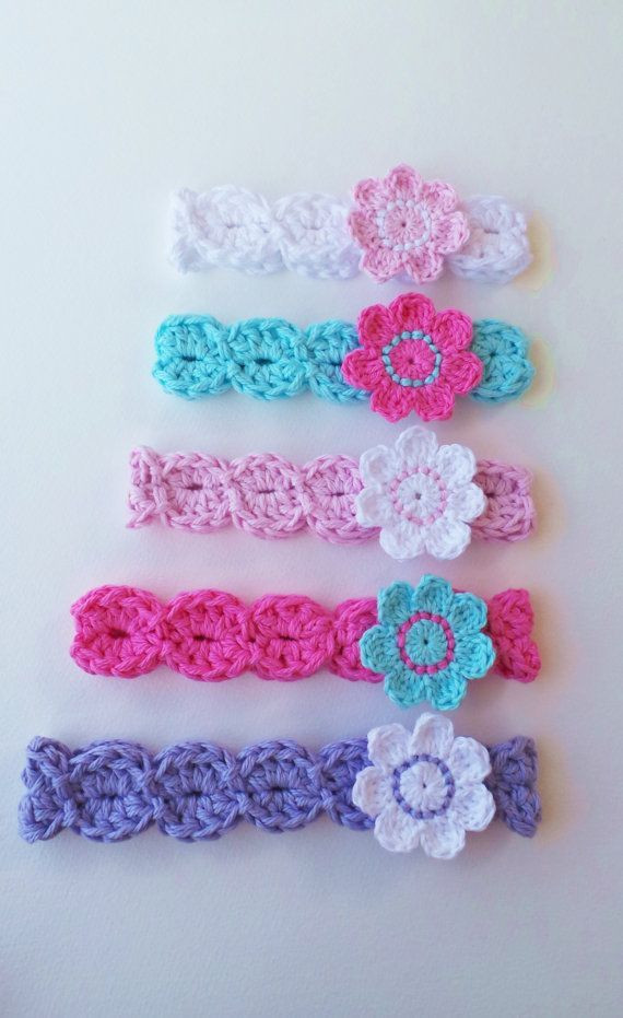 Beautiful Crochet Patterns for Baby Girl Headbands Crochet Headband for Babies Of Charming 46 Models Crochet Headband for Babies