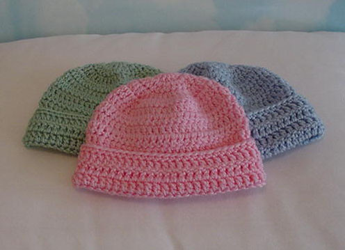 Beautiful Crochet Patterns Galore Slk Baby Hat Free Crochet Infant Hat Patterns Of Luxury Baby Hat Crochet Pattern Modern Homemakers Free Crochet Infant Hat Patterns