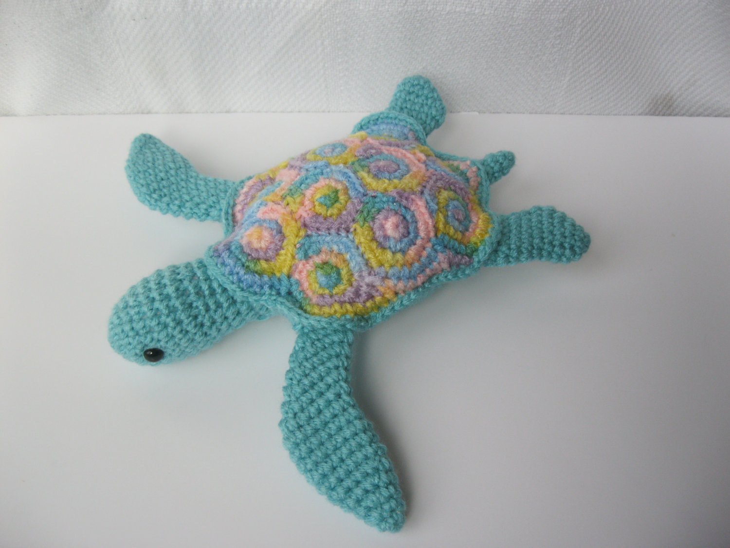 Beautiful Crochet Realistic Amigurumi Sea Turtle soft Plush toy Ready to Crochet Turtle Of Innovative 48 Images Crochet Turtle