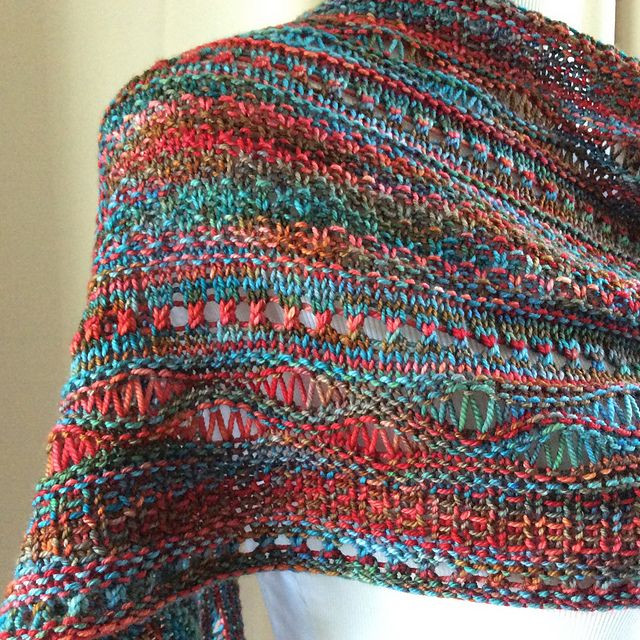 Beautiful Crochet Scarf Pattern for Variegated Yarn Dancox for Variegated Yarn Crochet Of Incredible 46 Images Variegated Yarn Crochet