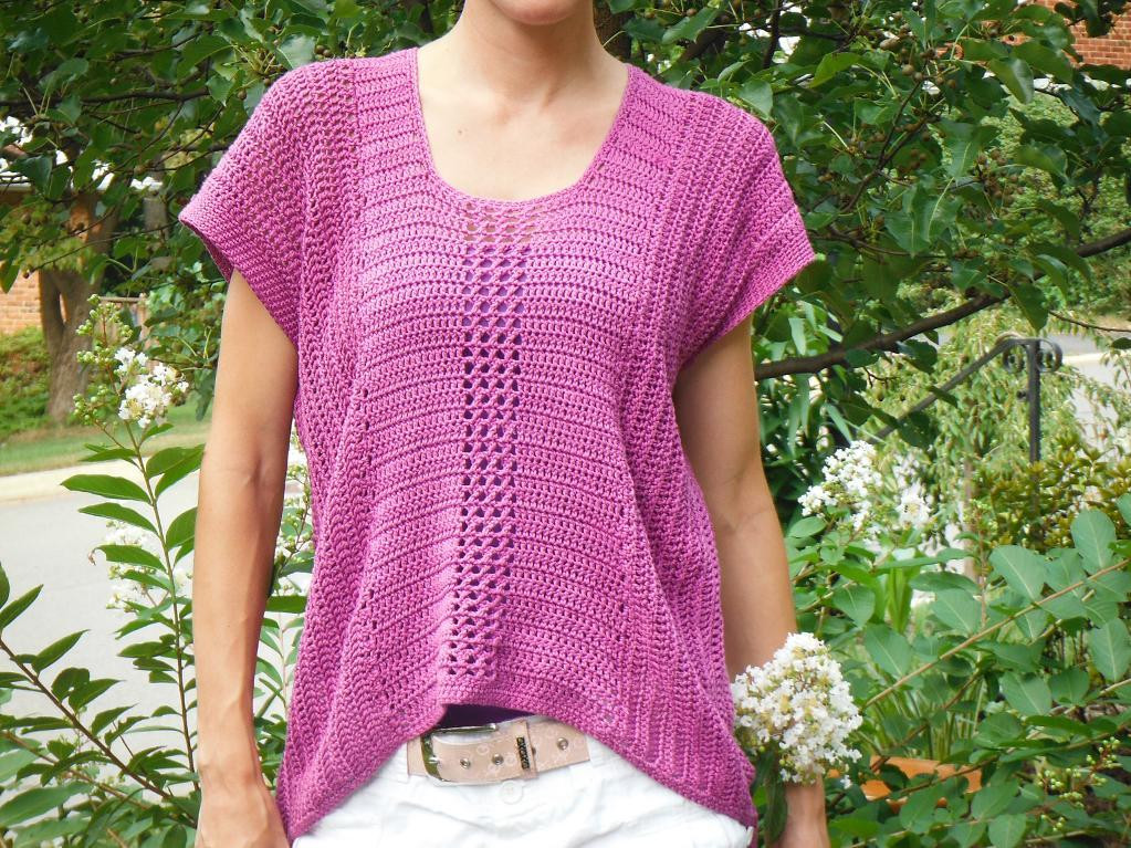 Beautiful Crochet Shirttail top Pullover Sweater by Deanna Young Sweaters Crochet Patterns Of Luxury 45 Images Sweaters Crochet Patterns