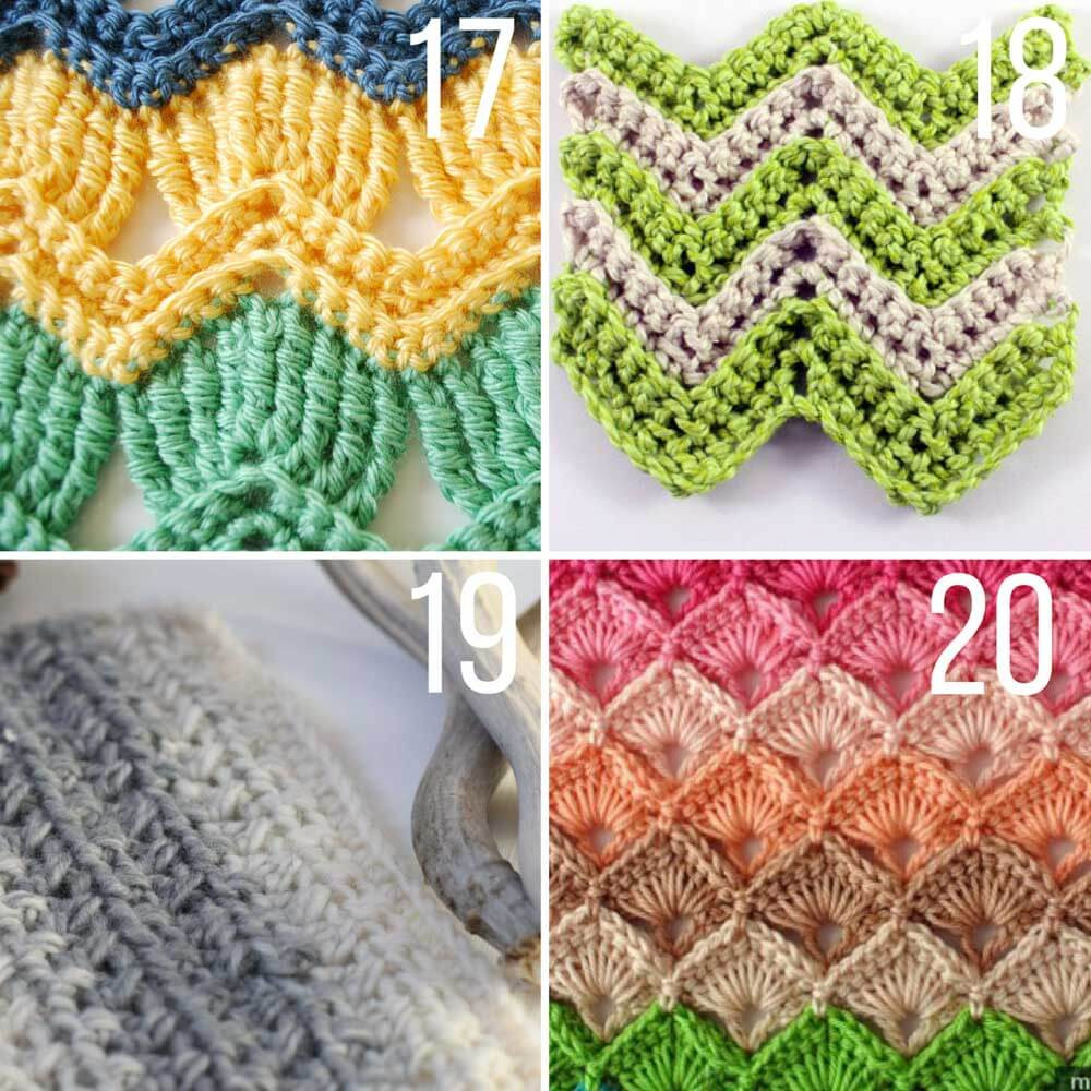 Beautiful Crochet Stitches for Blankets Afghans 4 Make & Do Crew Easy Crochet Stitches for Blankets Of Great 41 Photos Easy Crochet Stitches for Blankets