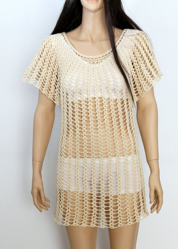Crochet Summer Tunic Pattern Crochet Top Pattern Crochet