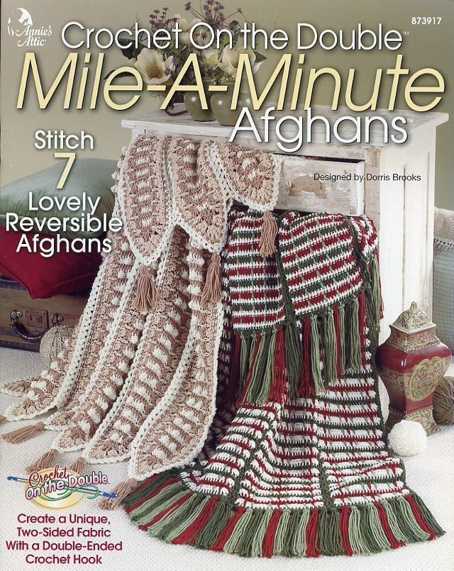 Beautiful Crochet the Double Mile A Minute Afghans Annie S Free Mile A Minute Crochet Patterns Of Marvelous 50 Pics Free Mile A Minute Crochet Patterns