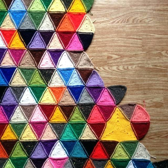 Beautiful Crochet Triangles Granny Square Cantos Triangle Shawl Crochet Shawl Tutorial Of Attractive 40 Ideas Crochet Shawl Tutorial