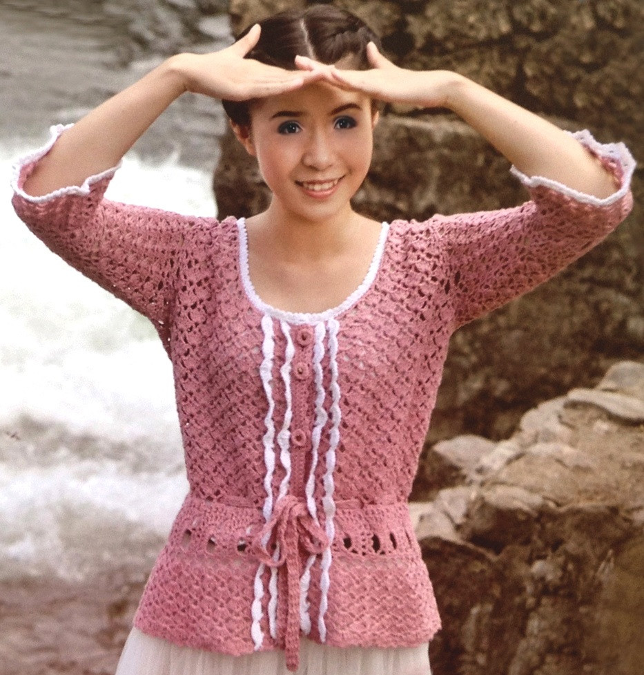 Beautiful Crochet Tunic Pattern Casual Crochet Tunic Pdf Crochet Crochet Blouse Of Superb 46 Models Crochet Blouse