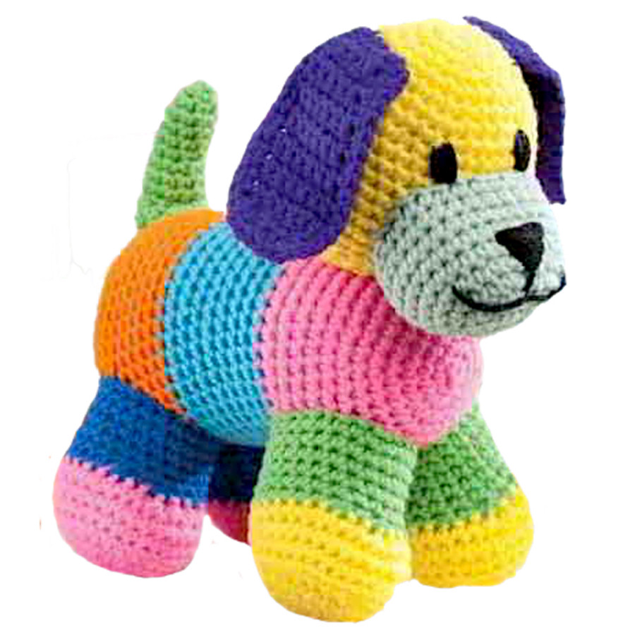 """Beautiful Cute Puppy toy soft Crochet Animal Made to order 10"""" Crochet toys Of Amazing 46 Models Crochet toys"""