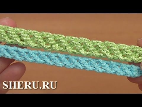 Beautiful Нежный шнур гусеничка крючком Урок 97 Crochet Cord How to Crochet Cords Of Attractive 49 Ideas Crochet Cords