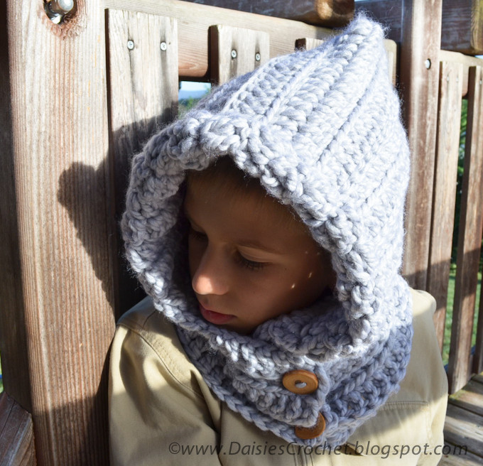 Beautiful Daisies Crochet Crochet Hooded Scarf Pattern Free Hooded Scarf Crochet Pattern Of Awesome 40 Models Free Hooded Scarf Crochet Pattern